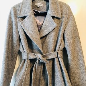 Calvin Klein Premium single breasted coat